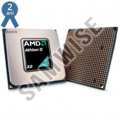 Procesor AMD Athlon II X2 255 Dual Core, Socket AM3, Frecventa 3.1GHz, 2MB Cache