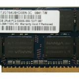 Memorie ram de laptop Sodimm NANYA 2Gb DDR2 667Mhz PC2-5300S, 2 GB, 667 mhz