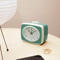 Ceas cu alarma - Mint | Kikkerland