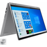 Laptop 2 in1 Lenovo IdeaPad Flex 5 15IIL05 cu procesor Intel® Core™ i7-1065G7, 15.6 HDR UHD, Touchscreen, 8GB, 512GB SSD, Intel® UHD Graphics, Windows