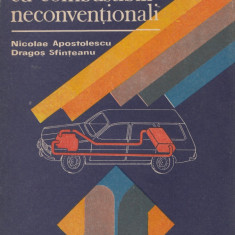 Apostolescu, N. s. a. - AUTOMOBILUL CU COMBUSTIBILI NECONVENTIONALI, ed. Tehnica
