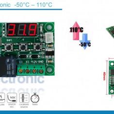 Termostat electronic controler temperatura 12V