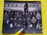 Foto(de colectie) echipa Olimpica a Romaniei dupa meciul cu Penarol