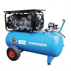 Compresor cu 4 pistoane AIRPOWER 480 10 90 1840 W Guede GUDE50092 90 L 10 bari
