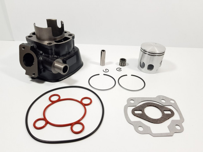 Kit Cilindru Set Motor Scuter Malaguti F15 80cc - RACIRE APA 47mm