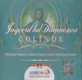 CD Părintele Galeriu, Adrian Pintea, Carola Domina Carmen–Îngerul Lui Dumnezeu