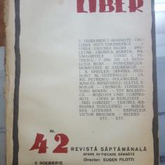 Cuvântul liber, Nr. 42, 8 noiembrie 1924