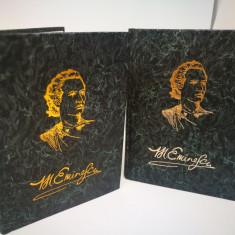 2 carticele mici Mihai Eminescu – Luceafarul, Noi amandoi.