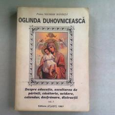 OGLINDA DUHOVNICEASCA - NICODIM MANDITA VOL.III