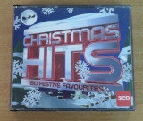 Christmas Hits, 30 Festive Favorites (3CD) Wham, East 17, Mariah Carey, Westlife