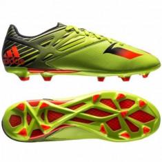 Ghete Fotbal Messi 15.3 FG 42 Originale Noi, Barbati, Adidas