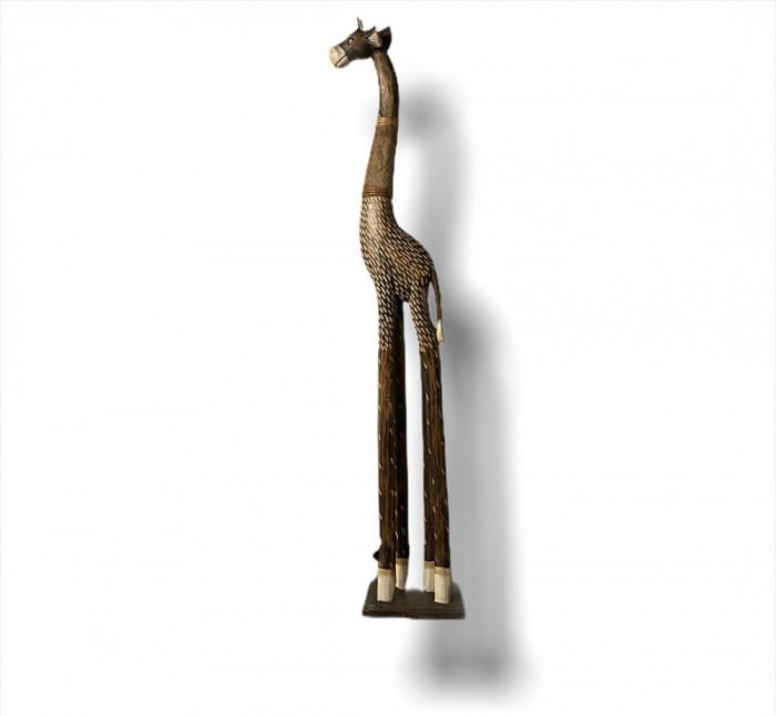 Stand Rainbow Giraffe, XXL