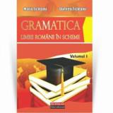 Gramatica limbii romane in scheme, volumul I/Maria Ticleanu, Dumitru Ticleanu
