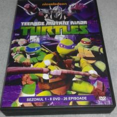 Teenage Mutant Ninja Turtles - Testoasele Ninja - 24 DVD dublate in romana