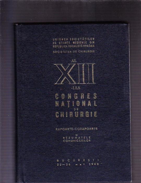 CONGRES NATIONAL DE CHIRURGIE