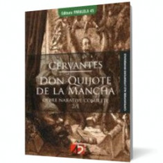 Don Quijote de la Mancha (2 vol.)