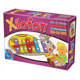 Cumpara ieftin Xilofon Do-Re-Mi cu Me-lo-dy 68101 XL 01, D-Toys