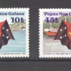 Papua New Guinea 1984 British and German New Guinea, MNH S.324
