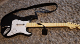 Chitara wireless Ps3 Rock Band Wireless Fender Stratocaster Guitar Hero