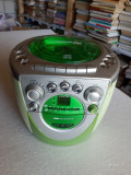 CD PLAYER  MINI KARAOKE , MODEL MEGASOUND SA113
