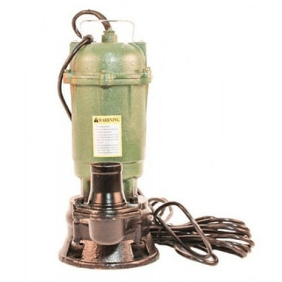 Pompa submersibila cu tocator pentru apa murdara Micul Fermier, 3150 W foto