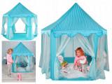 Cort Pliabil de Joaca pentru Copii, Interior sau Exterior, Culoare Albastru