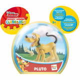 Figurina Articulata Disney - Pluto 10 cm, IMC