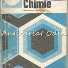 Chimie. Manual Pentru Clasa A XII-A - C. D. Albu, I. Ionescu