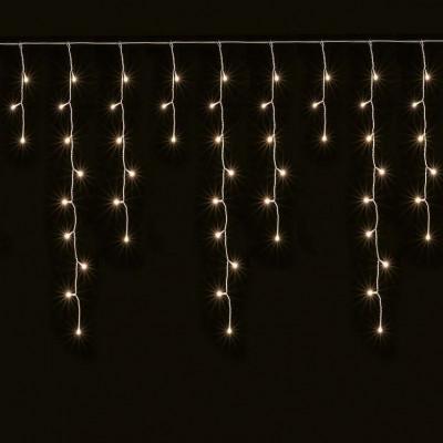 Ghirlanda decorativa luminoasa, 240 becuri mini, exterior, lumina alb cald foto