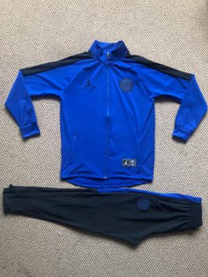 Trening cu pantaloni conici pentru COPII 7-8 ani JORDAN PSG foto