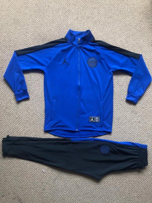 Trening cu pantaloni conici pentru COPII 7-8 ani JORDAN PSG