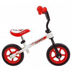Bicicleta Baby Mix fara pedale 10 inch WB-001S Red