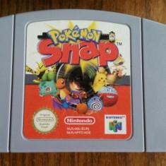 Joc nintendo N64, PAL, POKEMON SNAP