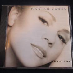 Mariah Carey - Music Box _ CD_ Columbia(1993,Europa)