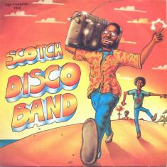 "Scotch - Disco Band (1984, ZYX) disc vinil single 7"""
