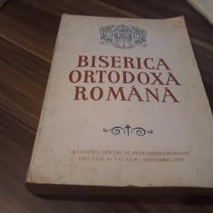 BISERICA ORTODOXA ROMANA BULETINUL OFICIAL  IULIE-DECEMBRIE 2003 /684 PAGINI