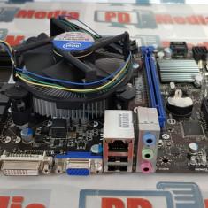 Kit Placa de baza 1155 MICRO-ATX MSI H61M + Procesor i5-3340 Cooler Inclus