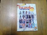 BURDA NAHJOURNAL - November 1999 - 46 p.+ tipare anexate; lb. germana