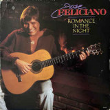 Vinil Jose Feliciano – Romance In The Night (VG+)