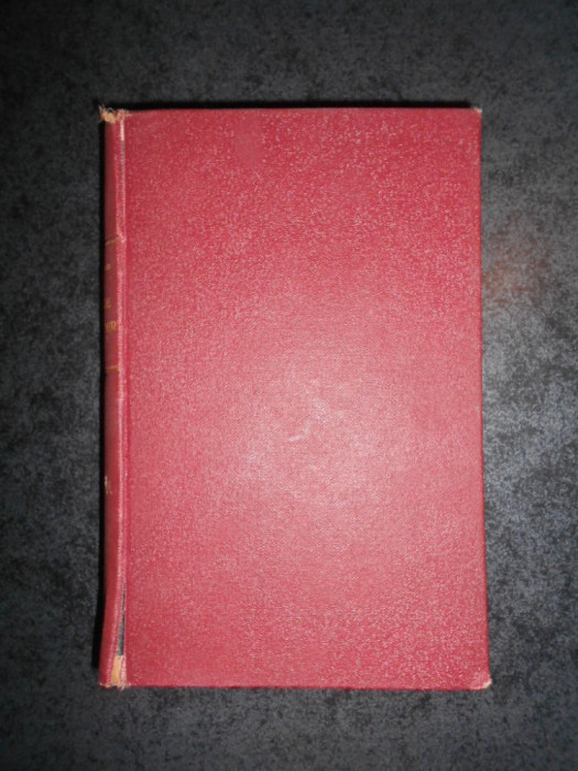 SOMERSET MAUGHAM - LA RONDE DE L'AMOUR (1931, editie cartonata)