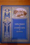 Leo Bachelin Castelul Peles - dedicatie autograf si doua scrisori Elena Lupescu