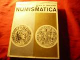 Studii si Cercetari Numismatice vol.5 - Ed. Academiei RSR 1971 ,483 pag