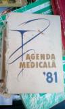 Agenda medicală 1981