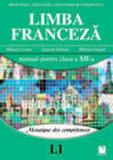 Limba franceza L1. Manual clasa a XII-a/Mihaela Cosma, Eugenia Stratula, Mihaela Grigore