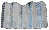 Parasolar fata Diamant - Reflex - 70x130cm - M Garage AutoRide