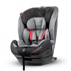Scaun auto Impero cu Isofix si Top Tether 9-36 Kg Grey Coletto for Your BabyKids