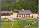 CPI B14373 CARTE POSTALA - POIANA BRASOV. HOTEL SPORT