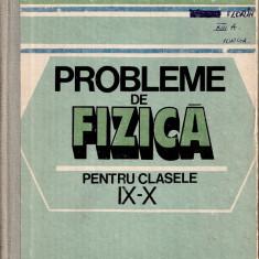 Probleme de fizica pentru liceu_cl. 9-10_editia 1983_colectiv * 99