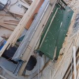 Fierastrau circular cu masa + ventilator  Danckaert