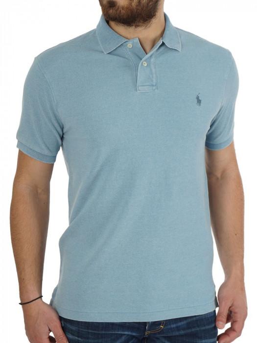 Tricou POLO Ralph Lauren  Slim Fit Weathered Mesh S, XXL